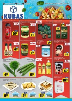 KUBAS (2020 05 19 - 2020 06 01)
