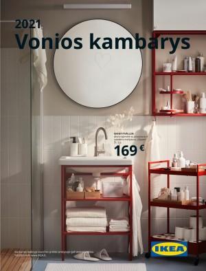 IKEA - Vonios kambarys 2021