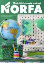 NORFA mokyklinis leidinys ATGAL Į MOKYKLĄ! (2020 08 04 - 2020 08 24)