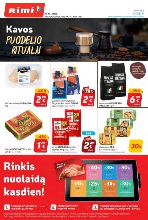 RIMI - Leidinys Nr.40 (2020 09 29 - 2020 10 05)