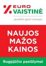 EUROVAISTINĖ (2020 08 01 - 2020 08 31)
