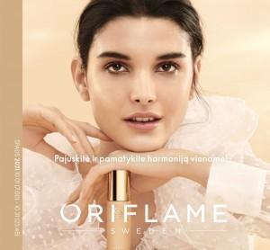 ORIFLAME - Katalogas (2021 10 01 - 2021 10 31)