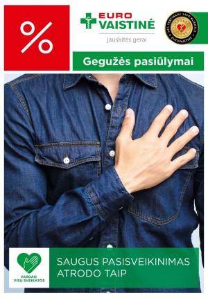 EUROVAISTINĖ (2020 05 04 - 2020 05 31)