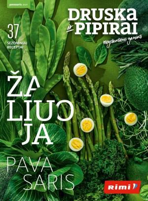 """RIMI - """"Druska ir pipirai"""" / Pavasaris 2021"""