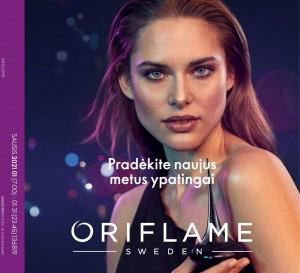 ORIFLAME - Katalogas (2021 01 01 - 2021 01 31)