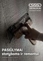 SENUKAI - Pasiūlymai statyboms ir remontui (2020 08 11 - 2020 08 11)