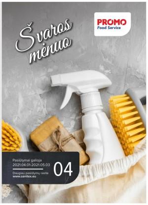 PROMO Food Service (01.04.2021 - 03.05.2021)