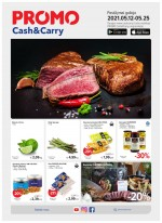 PROMO Cash&Carry (2021 05 12 - 2021 05 25)