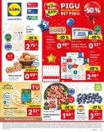 LIDL - Maisto prekių pasiūlymai (2021 05 17 - 2021 05 23)