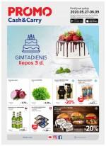 PROMO Cash&Carry (2020 05 27 - 2020 06 09)