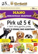 GRŪSTĖ - Leidinys Nr.26 (2020 10 01 - 2020 10 10)