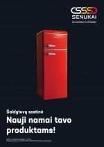 SENUKAI - Leidinys Nr.12 (2020 07 01 - 2020 08 03)